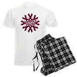 Myeloma Cancer Sucks Men's Light Pajamas