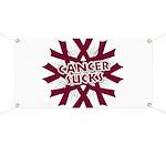 Myeloma Cancer Sucks Banner