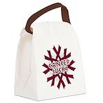 Myeloma Cancer Sucks Canvas Lunch Bag