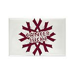 Myeloma Cancer Sucks Rectangle Magnet