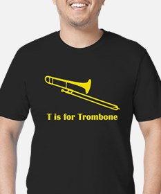 T Is For Trombone T-Shirt
