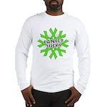 Non-Hodgkins Cancer Sucks Long Sleeve T-Shirt
