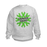 Non-Hodgkins Cancer Sucks Kids Sweatshirt