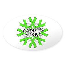 Non-Hodgkins Cancer Sucks Decal
