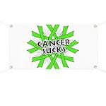 Non-Hodgkins Cancer Sucks Banner