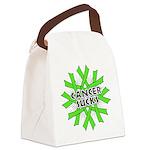 Non-Hodgkins Cancer Sucks Canvas Lunch Bag