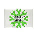 Non-Hodgkins Cancer Sucks Rectangle Magnet (100 pa