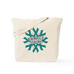 Ovarian Cancer Sucks Tote Bag