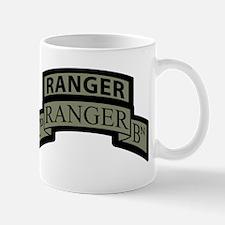 2D Ranger BN Scroll ACU with ACU Ranger Tab Mugs