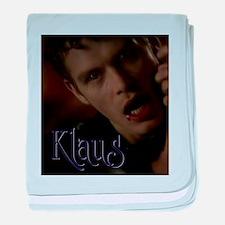 Klaus baby blanket
