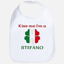 Stefano Family Bib
