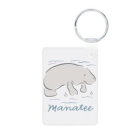 Manatee Keychains