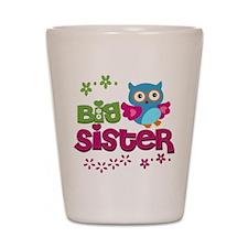 Big Sister Shot Glass