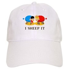I Sheep It Baseball Baseball Cap