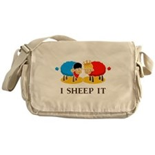 I Sheep It Messenger Bag