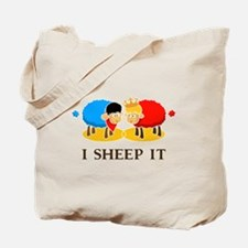 I Sheep It Tote Bag
