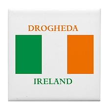 Drogheda Ireland Tile Coaster
