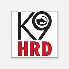 Bold HRD K9 Sticker
