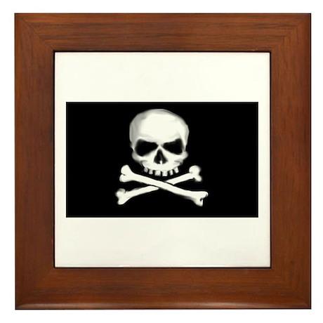 Pirate Framed Tile