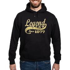 Legend Since 1977 Hoodie