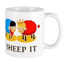I Sheep It Small Mug