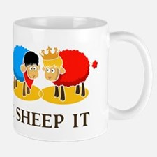 I Sheep It Small Small Mug