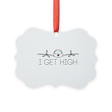 'I Get High' Ornament