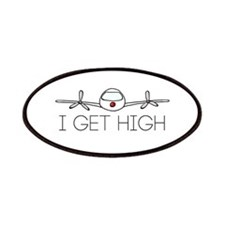 'I Get High' Patches