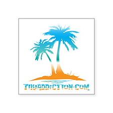 PALMS - PARADISE Sticker