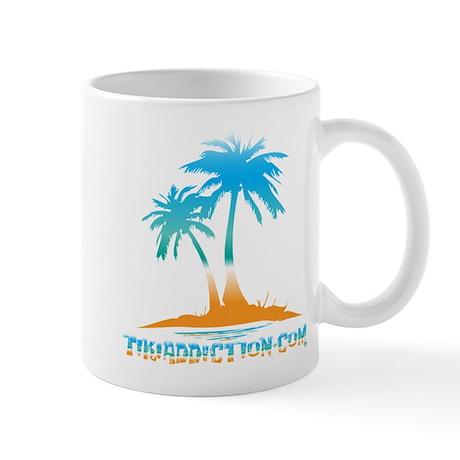 PALMS - PARADISE Mug