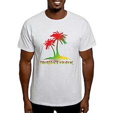 PALMS - RASTA T-Shirt