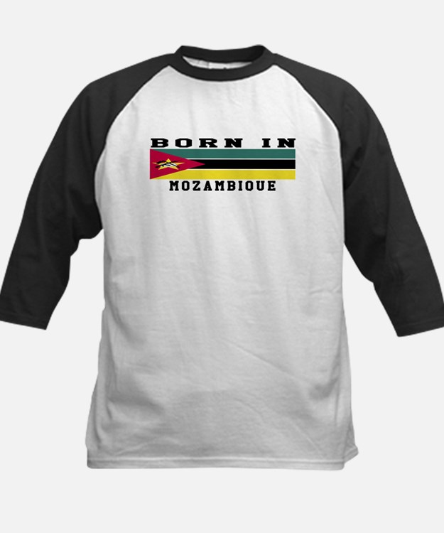 Born In Mozambique Tee
