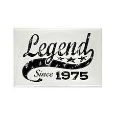 Legend Since 1975 Rectangle Magnet
