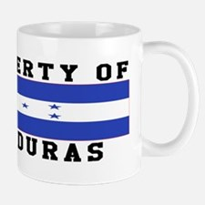 Property Of Honduras Mug