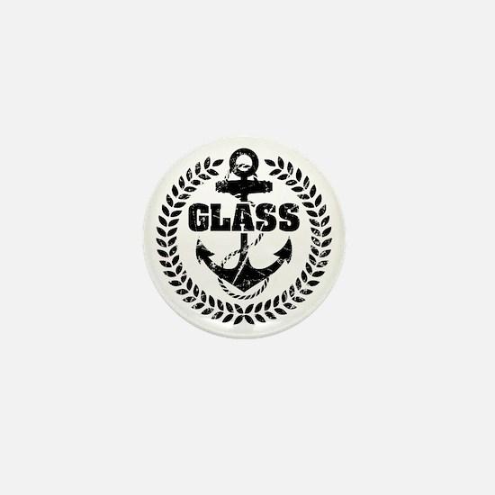 GLASS Mini Button