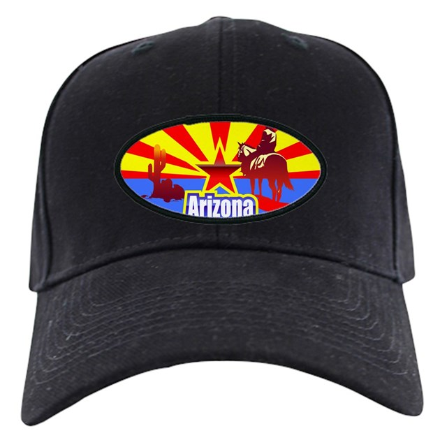 arizona baseball hat by visiomart