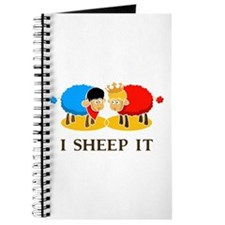 I Sheep It Journal