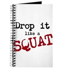 Drop it like a SQUAT Journal