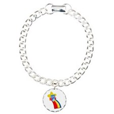 Rainbow Owl Bracelet