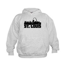 St. Louis Skyline Hoodie