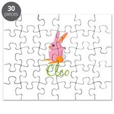 Easter Bunny Cleo Puzzle