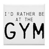 Gym Drink Coasters