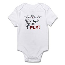 'Time To Fly' Infant Bodysuit
