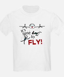 'Time To Fly' T-Shirt