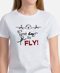 'Time To Fly' Women's T-Shirt