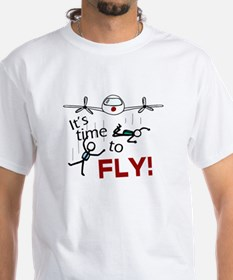 'Time To Fly' Shirt