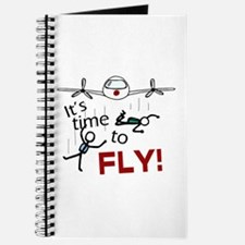 'Time To Fly' Journal