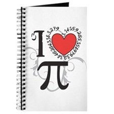 I heart Pi Journal