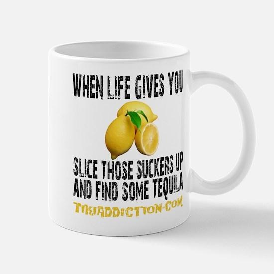 LEMONS - WHITE Mug