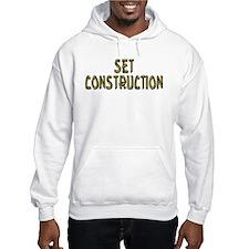 Set Construction Hoodie